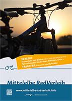 Mittelelbe Radverleih, Katalogtitel 2020